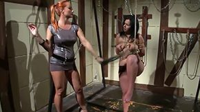 Katy Parker, Basement, BDSM, Blindfolded, Bondage, Bound