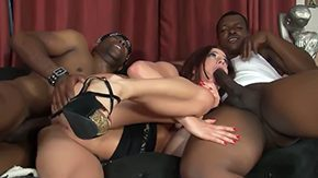 Anal Double, Assfucking, Asshole, Big Black Cock, Big Cock, Bitch