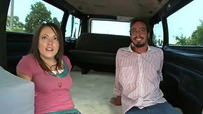 HD Sofia Ressen tube Sofia Ressen does fine job of gratifying excellent stranger in the midst of back of van So if that sort of thing turns on won't craze to miss this naughty
