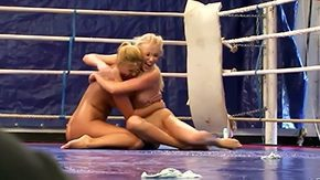 Linda Ray, Babe, Boobs, Fight, Flat Chested, High Definition