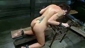 Chained, Ass, Aunt, BDSM, Big Ass, Big Cock