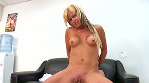Free Jenny Hamilton HD porn Amateur ight golden-haired Jenny Hamilton with tiny in size firm boobies long hair rides on young guy with long taut pecker gives him head at her first