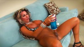Ariel Everitts, Curly, Futanari, Ladyboy, Shemale, Tgirl