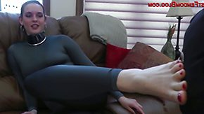 Free Slave HD porn Steady missy has covetous trotters