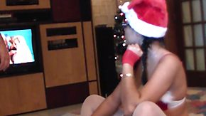 Xmas, Amateur, Best Friend, Blowjob, Cum, Cum Drinking