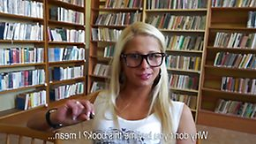 Library, Babe, Beauty, Blonde, Candy, Librarian