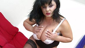 Matures, Big Tits, Boobs, Brunette, Granny Big Tits, Horny