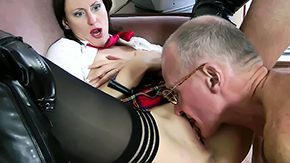 High Heels Hardcore, 3some, Aunt, Babe, Blowjob, Boots