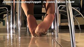 Nylon Feet, Boots, Feet, Fetish, Footjob, High Definition