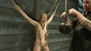 Virginity, BDSM, Beaver, Blonde, Bondage, Boobs
