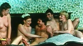 Vintage Swingers HD tube A Concurring Superannuated Fashioned Bacchanalian at Hotel