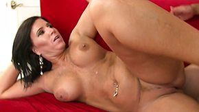 Milf Throat, Banging, Big Pussy, Brunette, Cunt, Group