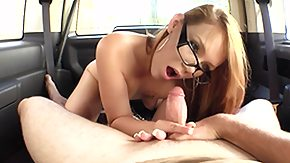 Backseat HD porn tube Pretty good Giving Blowjob at abasive partner Nearby Hinie