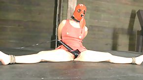 Mask, BDSM, Bondage, Bound, Brunette, Dominatrix