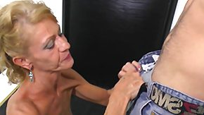Rimjob, Anorexic, Ass Licking, Blonde, Blowjob, Cougar