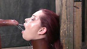 Redhead, 18 19 Teens, Barely Legal, BDSM, Deepthroat, Face Fucked