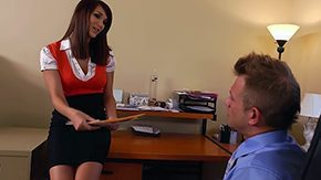 Office Job, American, Anal, Ass, Ass Licking, Assfucking