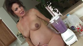 Mother High Definition sex Movies pregnant matriarch has the brush smoothie