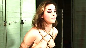 Tied Up, Babe, BDSM, Big Tits, Boobs, Bound