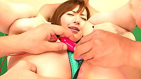 HD Japanese Orgie Sex Tube Korean gal Minefuji Kou gets toyed and licked centrally located a group-sex.orgy