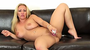 Vagina, Big Tits, Blonde, Boobs, Masturbation, Mature