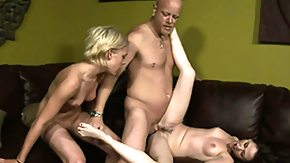Old Man, 3some, Bush, Cunt, Fucking, Group