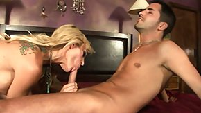 Kinky, Blonde, Blowjob, Boobs, Horny, Lick