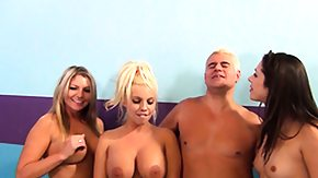 Orgie, Audition, Babe, Big Tits, Blonde, Boobs