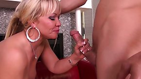 Austin Taylor, Big Cock, Big Tits, Blonde, Blowjob, Boobs