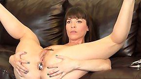 Free French Anal HD porn videos Dana DeArmond loves it when one as well as the other of her holes are filled at in the olden days