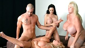 Free Echo Valley HD porn He doesn't mind that Echo Valley invited two busty friends during the whole of for group tactic