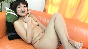 Old Lady, Asian, Asian Granny, Asian Mature, Brunette, Clit