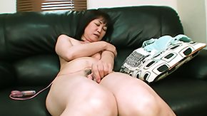 Japanese, Asian, Asian Granny, Asian Mature, Brunette, Creampie