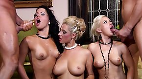Vagina, Big Cock, Big Tits, Blonde, Blowjob, Boobs