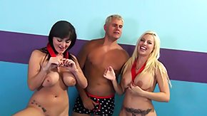 Sophie Dee Squirt, Big Tits, Blonde, Blowjob, Boobs, Brunette