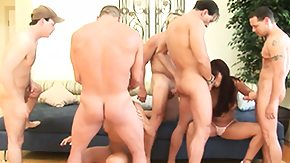 HD Eva Angelina tube Eva Angelina coaxes nearby resident to paint her slutty lips with fresh jism