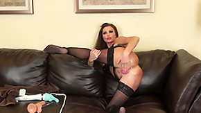 Taylor Wayne, Anal Toys, Ass, Big Tits, Boobs, Brunette