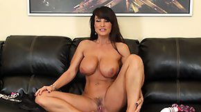 Muscle, Big Tits, Boobs, Brunette, Cougar, Cum