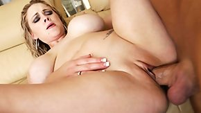 Katie Kox, Big Tits, Blonde, Blowjob, Boobs, Cum Drinking