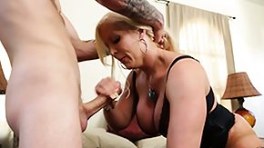 Alura, Big Tits, Blonde, Blowjob, Boobs, Cougar