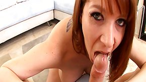Free Lexi Lamour HD porn videos Sultry redhead with heavy tits Lexi Lamour puts her cock engrossing skills into action