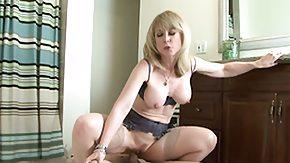 Cougar, Big Pussy, Big Tits, Blonde, Boobs, Cougar