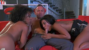 3some, Adorable, Allure, Beauty, Black, Black Orgy