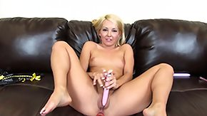 Needle, Anal Toys, Ass, Blonde, Buttplug, Clit