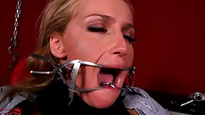 Tied Up, Amateur, Blonde, Blowjob, Bound, Czech