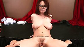 Glasses High Definition sex Movies Temptress keeps her glasses on as he pounds her quim-whiskers and licks her