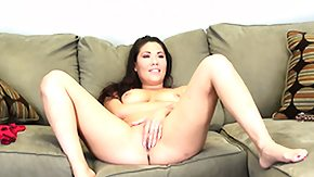 London Keyes, Asian, Brunette, Masturbation, Slut, Solo
