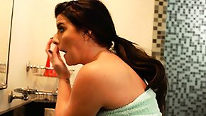 Taryn Thomas, Babe, Bath, Bathing, Bathroom, Blowjob