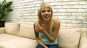 Free Audition HD porn Emma Mae is going to do an audition for a porn video apparently this cutie needs coins to pay her car