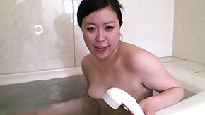 Hairy Granny, Asian, Asian Granny, Asian Mature, Beaver, Brunette